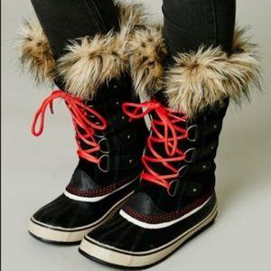 Sorel | Joan of Arctic Waterproof Faux Fur Boots